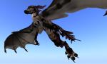 dragon-in-flight