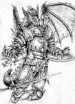 Dragon_Knight_by_Makrura