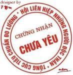 chung nhan chua yeu